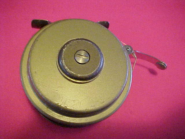 SET OF 3 FLY REELS INCLUDING PFLUEGER MEDALIST,SHAKESPEARE AND BROWNING  L@@K NICE SET