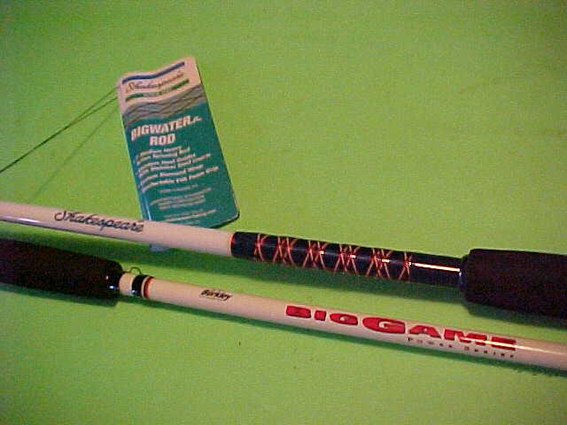 Berkley Big Game Spinning Fishing Rod