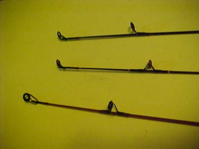 SET OF 3 SILSTAR SPINNING RODS, PRE-OWNED - Berinson Tackle