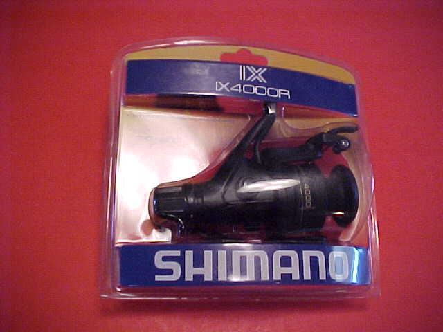 11e7c277ceb SHIMANO IX 4000R SPINNING REEL, NEW - Berinson Tackle Company